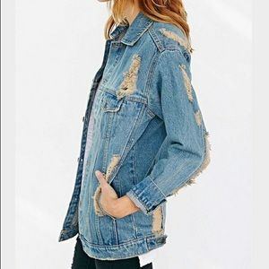 BDG denim jacket